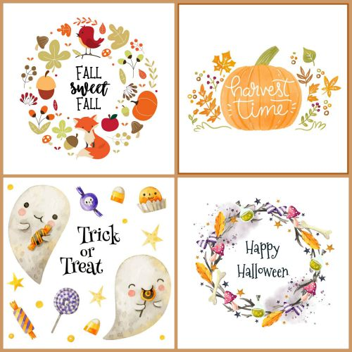 Free Fall Printables from www.thisautoimmunelife.com #free #fallprintables #halloweenprintables